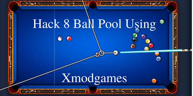 Hack 8 Ball Pool Using Xmodgames In Rooted Android