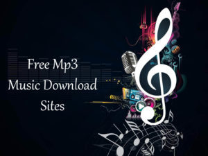 sites to download music