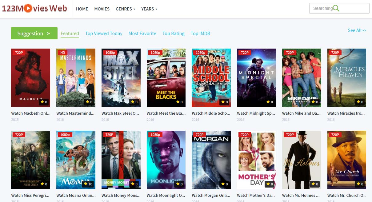 Top 40 Best Free Movie Streaming Sites 2017 Free Movie