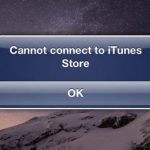 How To Fix iPhone Won't Connect to iTunes Store Error?