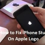 How To Fix iPhone Stuck On Apple Logo Without Losing Data?