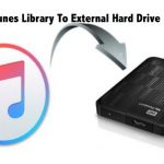 Way To Backup iTunes Library To External Hard Drive