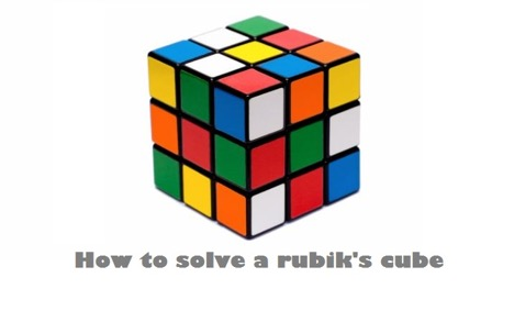 How-to-solve-The-Rubik's-Cube