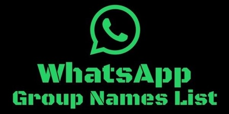 Best Unique All Type Whatsapp Group Names List 2017 Good Tech Tricks