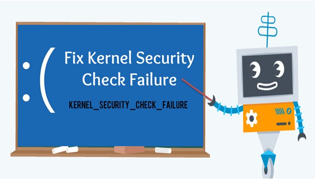 Kernel-Security-Check-Failure
