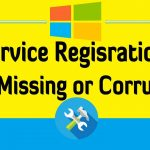 Windows 7 Update not working & Service registration is missing or corrupt [Solved]