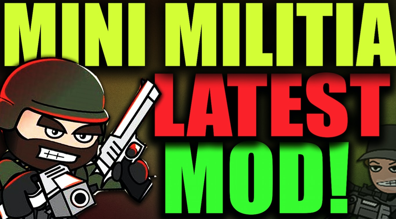 Download-Mini-Militia-Mod