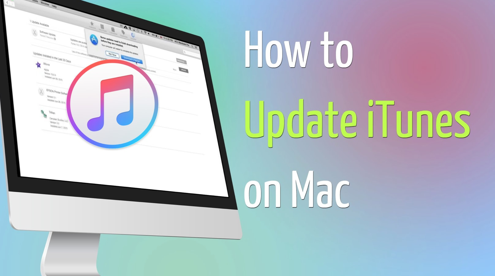 How-To-Update-iTunes-To-The-Latest-Version