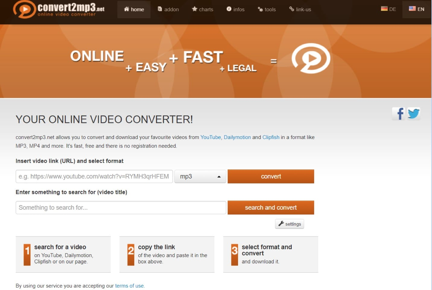 YouTube music converter - Convert YouTube to MP3 Quickly