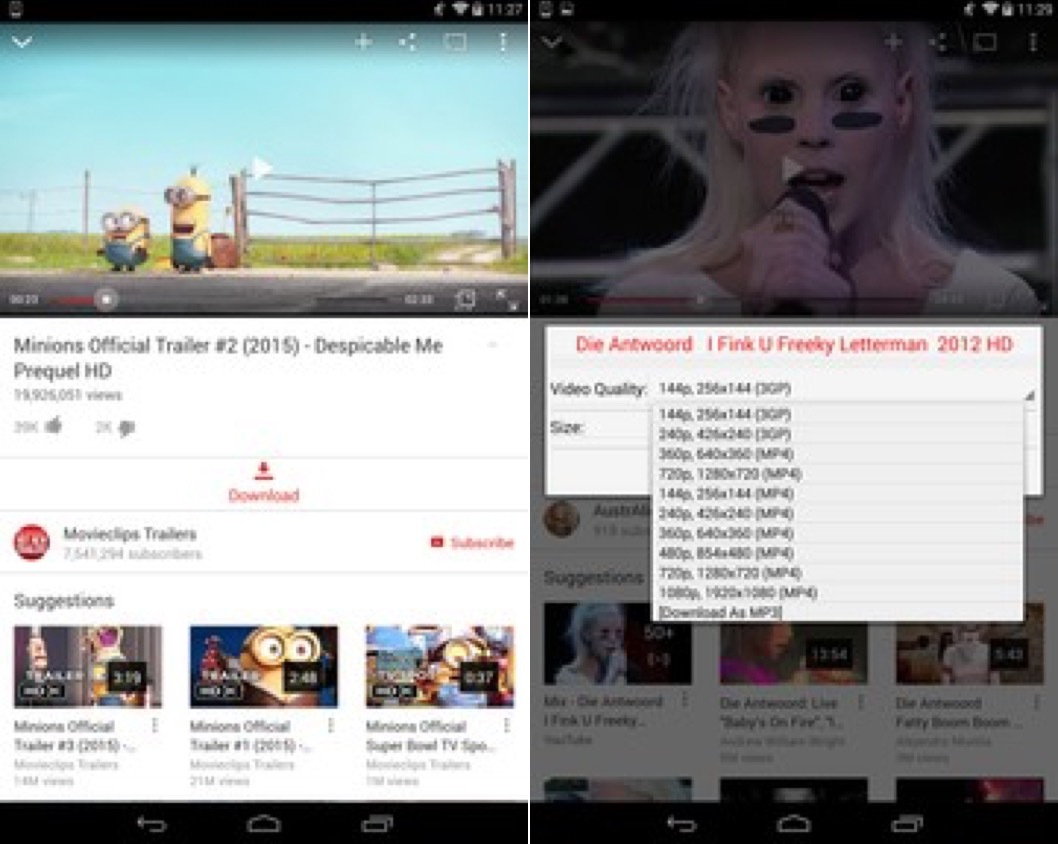 OG Youtube apk Download Latest Version for Android - Good
